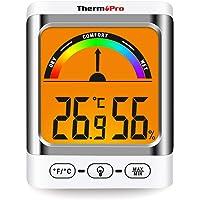 ThermoPro TP52 Higrómetro Termómetro Digital Medidor de Temperatura