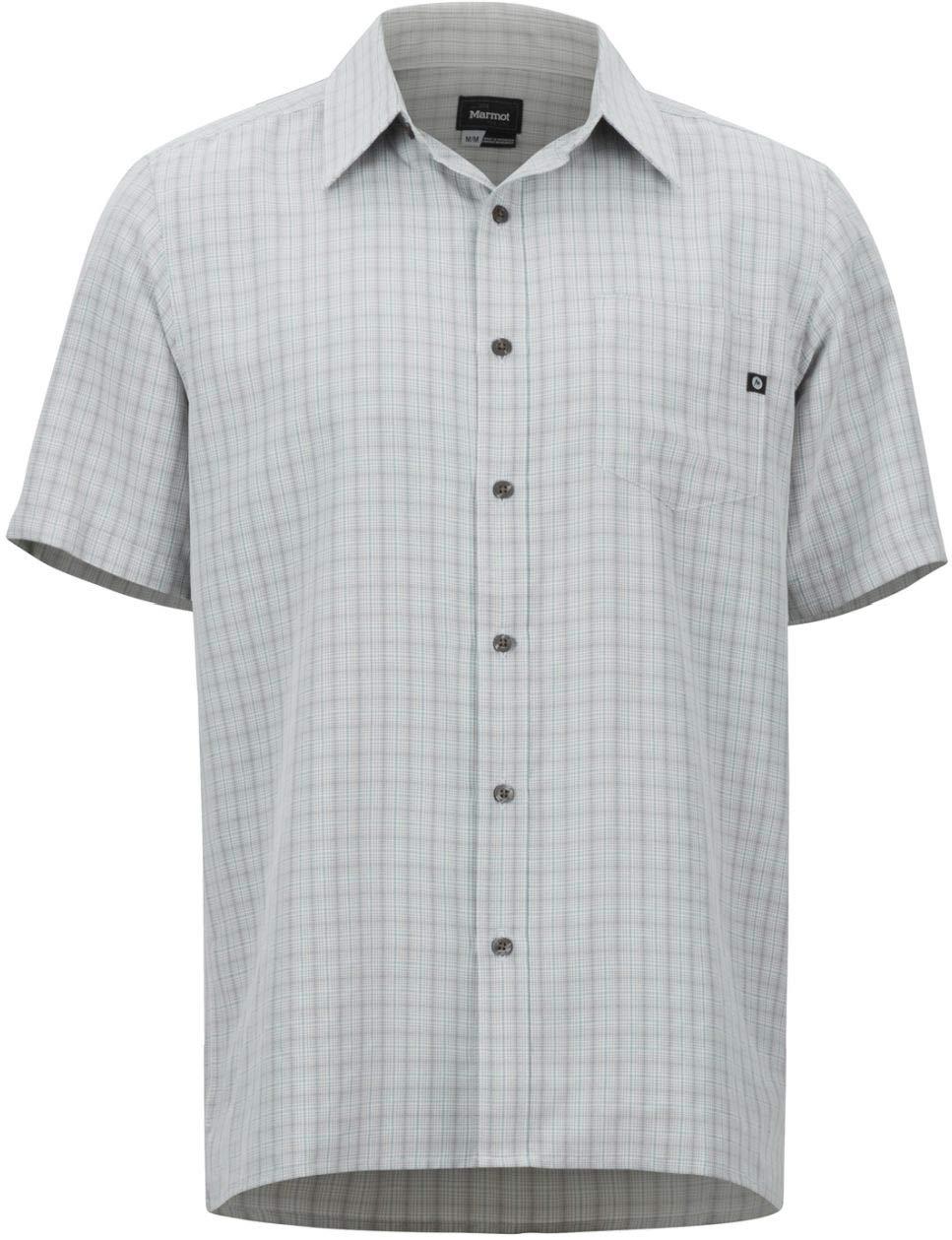 Marmot Herren Eldridge Kurzarm Hemd Wanderhemd