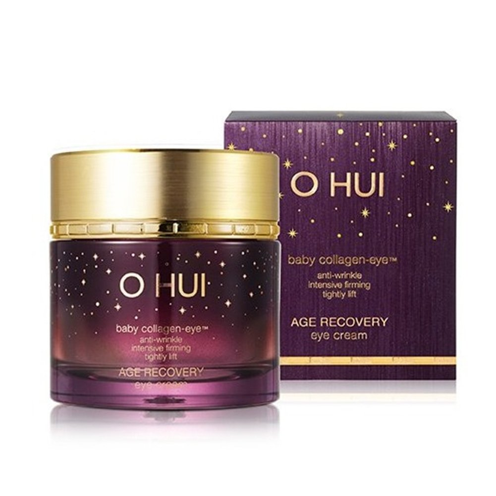 O HUI Age Recovery Eye Cream Special Big Size Limited 100ml with Sample Gift