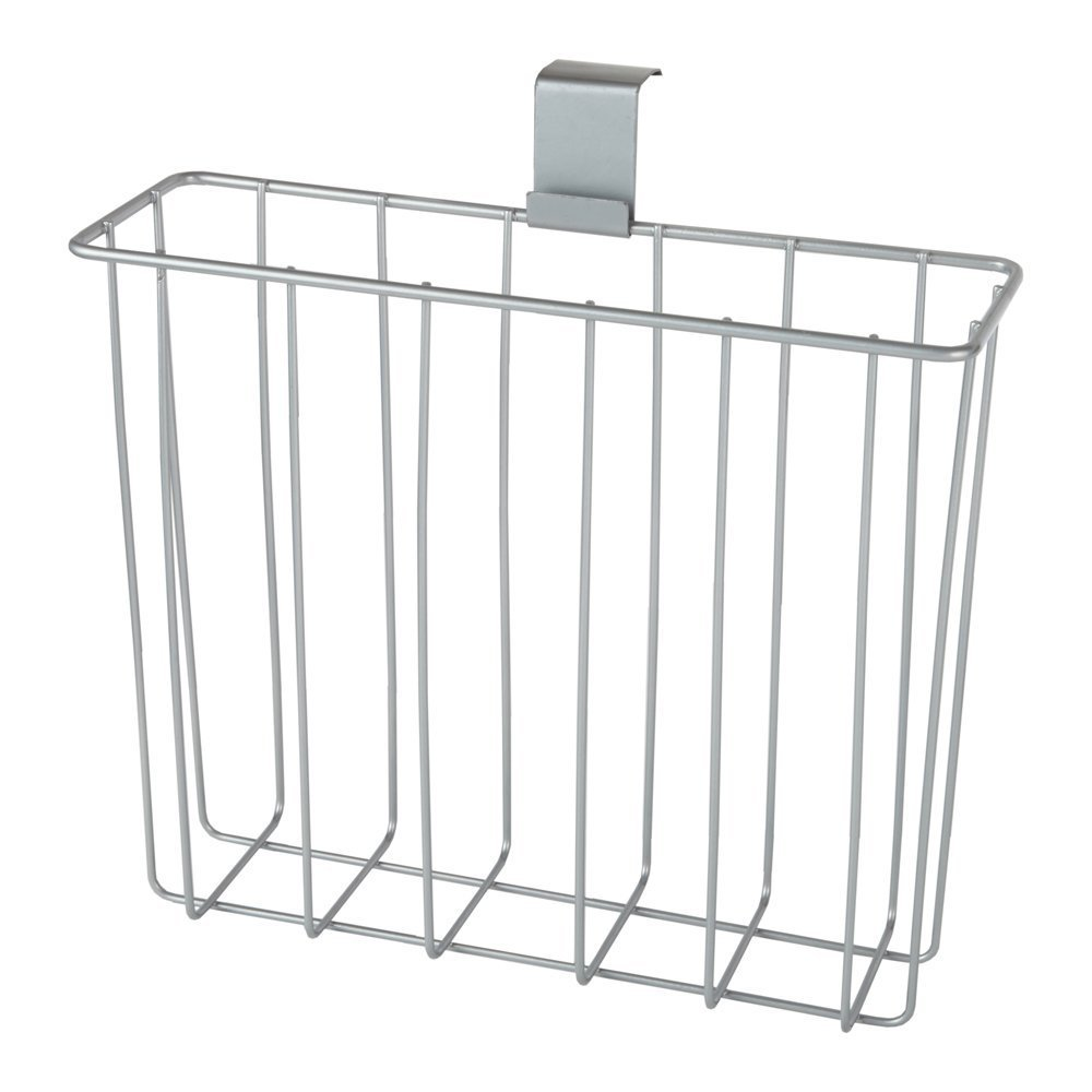 Home-X Over-the-Tank Magazine Holder, Side of Tank Magazine Rack