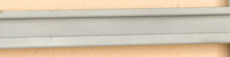 Triton Products 1770 Storability Combination Rail Kit 15-Inch W Gray Epoxy Coated Steel