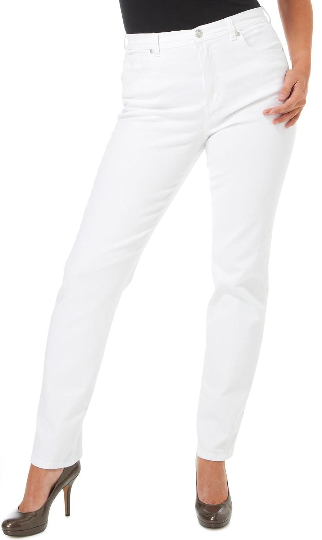 Amazon.com: Gloria Vanderbilt Women's Petite Amanda Straight Leg ...