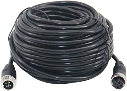 16ft 5m Cable for MC7601 Backup Camera System 5M//16FT