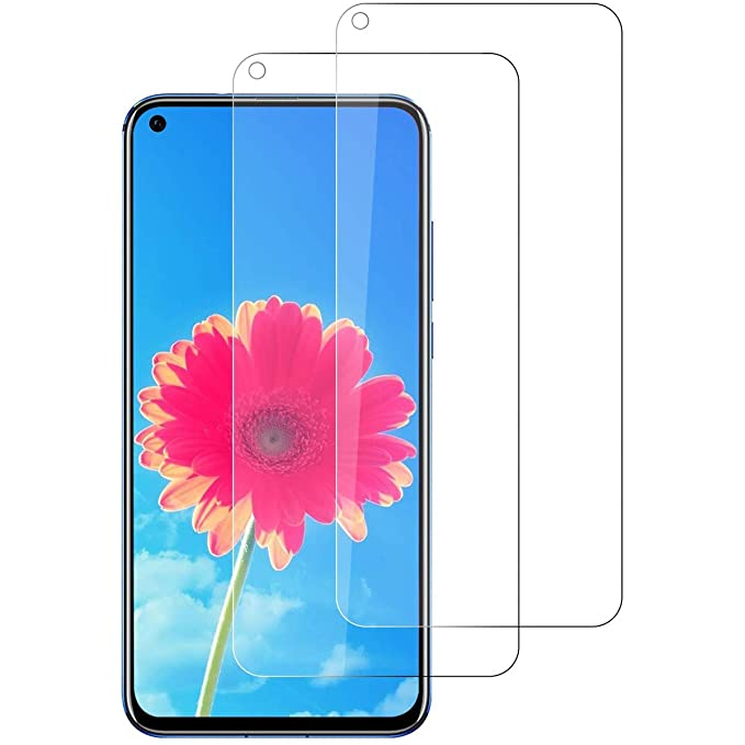 DOSNTO Protector de Pantalla para Huawei Honor View 20,[2 Piezas ...