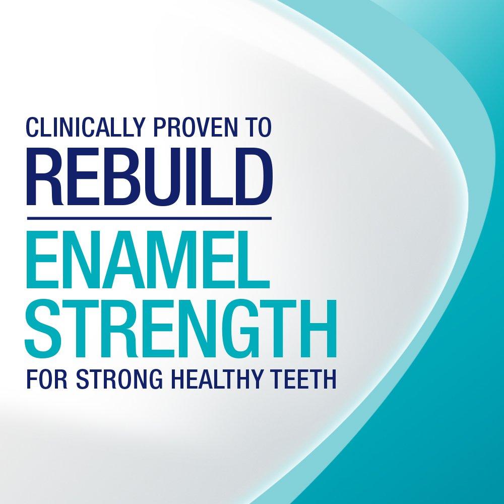 Sensodyne Pronamel Fresh Breath Enamel Toothpaste for Sensitive Teeth, to Reharden and Strengthen Enamel, Fresh Wave - 4 Ounces (Pack of 2) : Beauty
