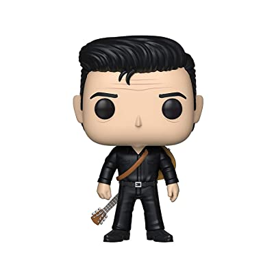 Funko Pop! Rocks: Johnny Cash - Johnny Cash in Black: Toys & Games