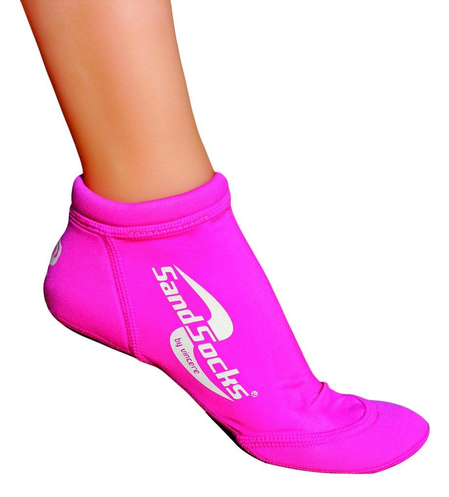 Sand Socks by Vincere Bambini Sand Socks Sprites calzino, Bambini, Sandsocks Sprites, Pink, XS M118312