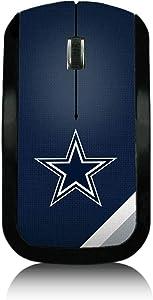 Dallas Cowboys Diagonal Stripe Wireless Mouse