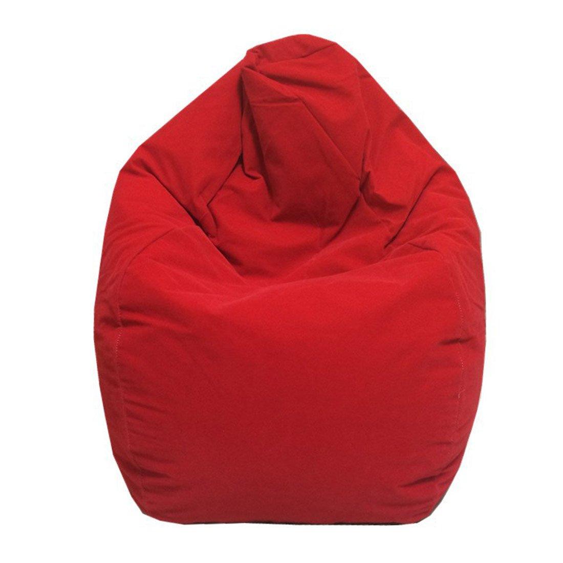 Jiyaru Bean Bag Chair Kids Lazy Sofa Seat Cushion Washable Beanbag Beige