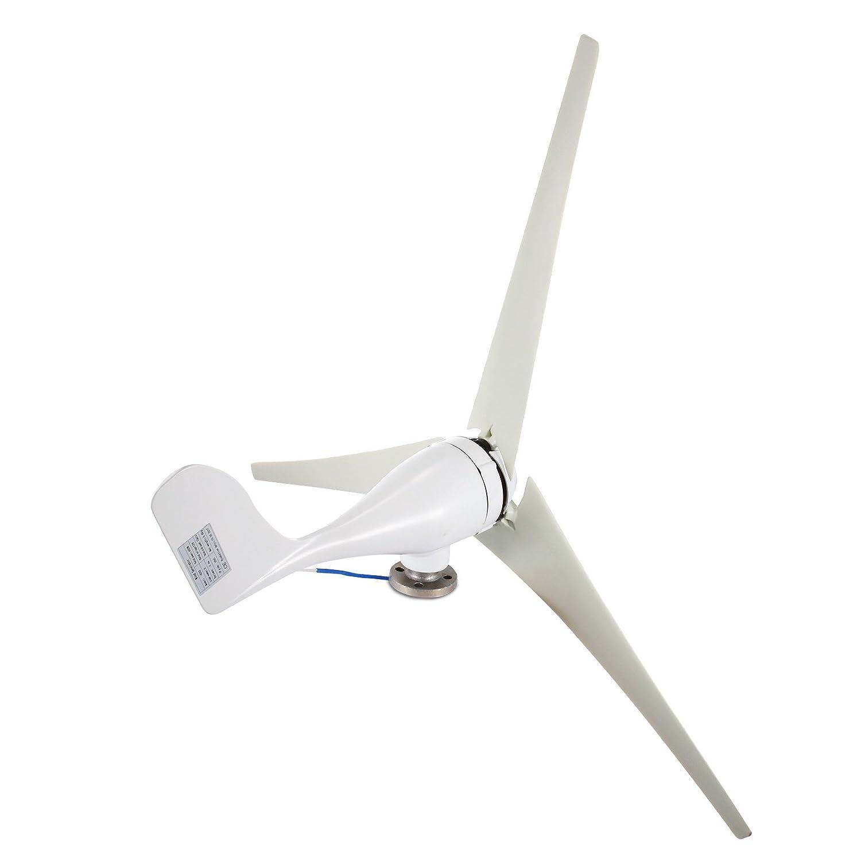 Happybuy 400W 12V Wind Turbine Generator Kit 3 Blades