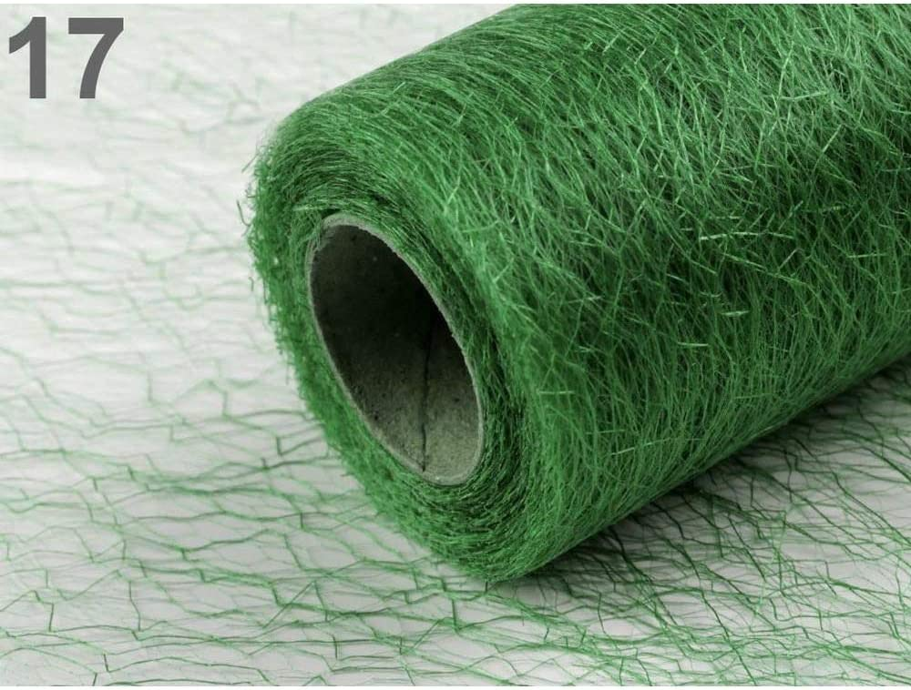 and Tulle Satin Jute Decorative Organza 9m 1 White Spider Web Lace Net On A Roll Width 14-15 cm Lace Decorations Tulle