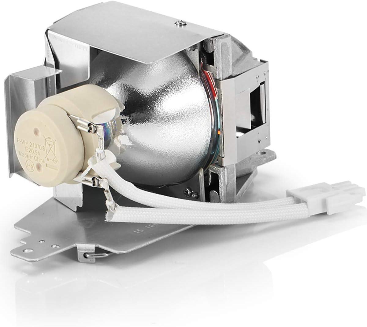 Aimdio MC.JFZ11.001 Bombilla de l/ámpara para Acer H6510BD P1500 H6530BD Proyectores con Carcasa