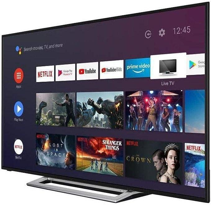 TOSHIBA 65UA3A63DG TV 4K UHD - 65 (164 cm) - 4K HDR: Amazon.es: Electrónica