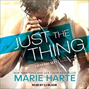 Just the Thing: Donnigans Series, Book 2 | Marie Harte