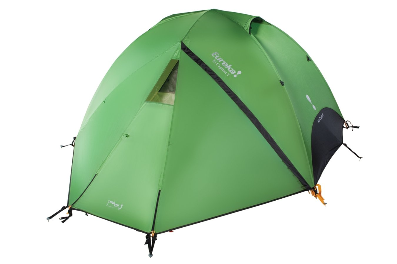 Eureka! El Capitan 3 Air Control Piquant Green / Charcoal