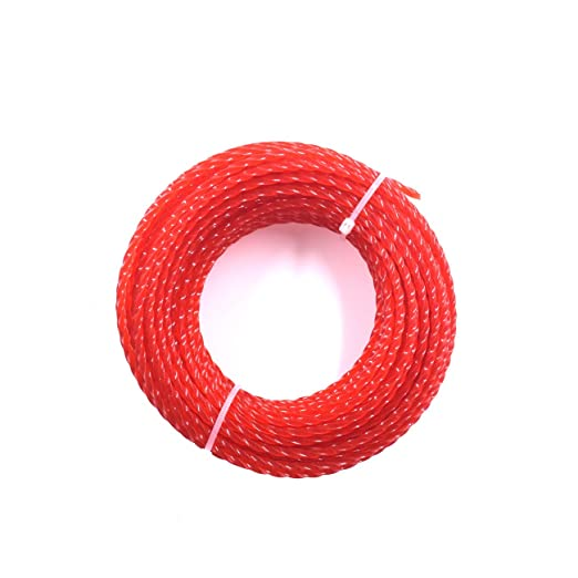 jrl desbrozadora cortacésped cable de alambre línea 3.0 mm redonda ...