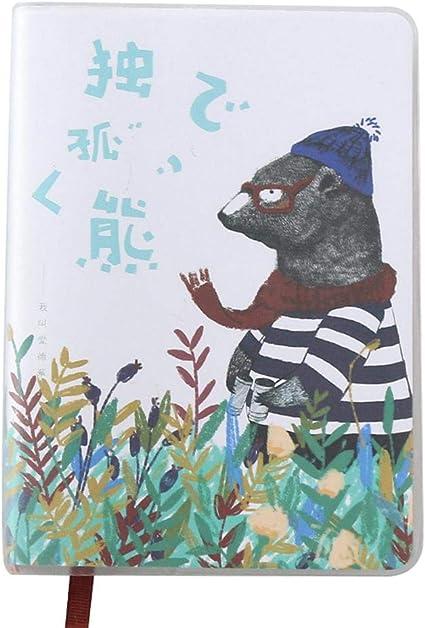 Tonpot Cuaderno De Dibujo Animado Cuadriculado 256 Paginas
