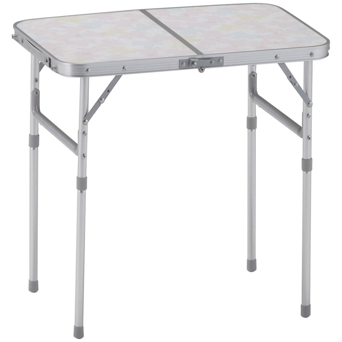 ロゴス テーブル 2FD サイドテーブル(メイプル) B00HYTLQFS 60×60cm