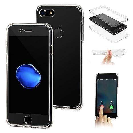 coque invisible iphone 8