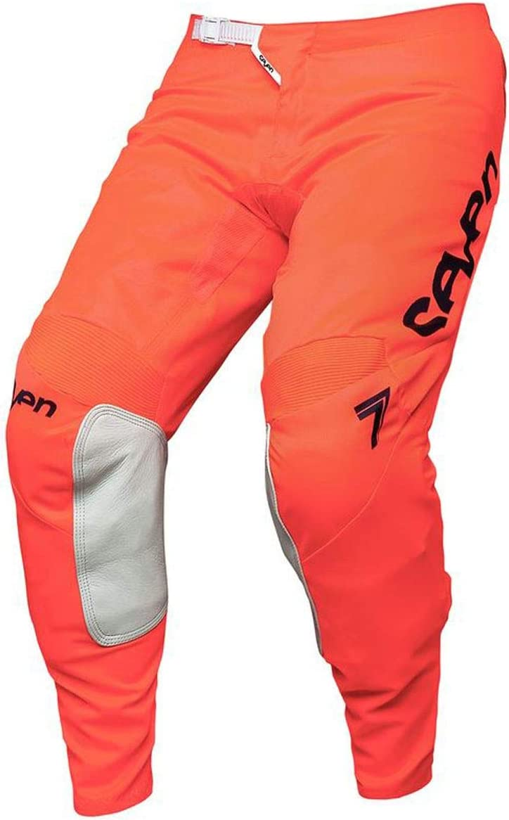Navy//Coral//Size 36 Seven Annex Ignite Mens Off-Road Pants