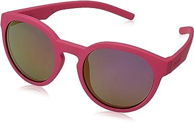 Polaroid PLD 8019/S AI CYQ Gafas de sol, Rosa (Dark Pink/Grey Pink Grey Speckled Pz), 45 Unisex Niños