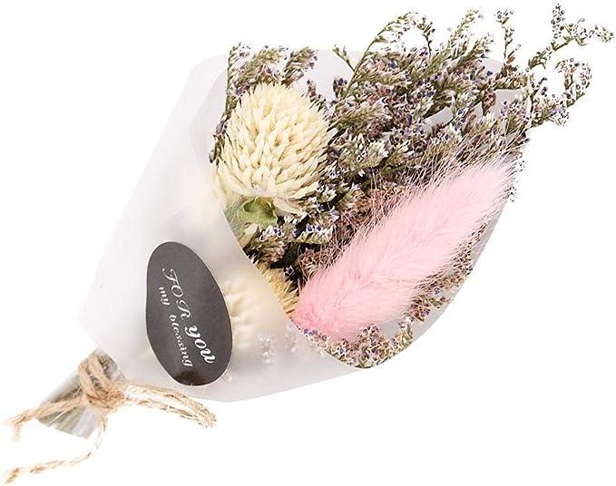 Flor Seca, Bouquet pequeño Arreglos Naturales Flores Decoración ...