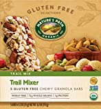 Nature's Path Trail Mixer Gluten-Free Chewy Granola Bars, 5 Per Pack (Pack of 6)