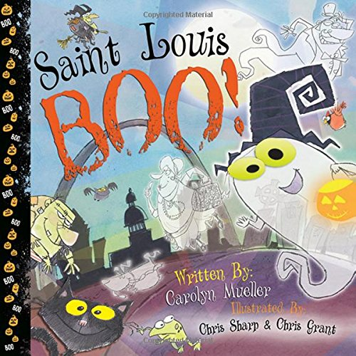 St. Louis Boo (Boo! Scary Tales of the City) ebook
