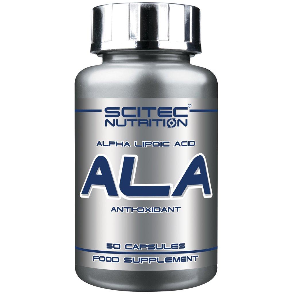 Scitec Ala Ácido Alfa Lipoico - 50 gr: Amazon.es: Salud y cuidado personal