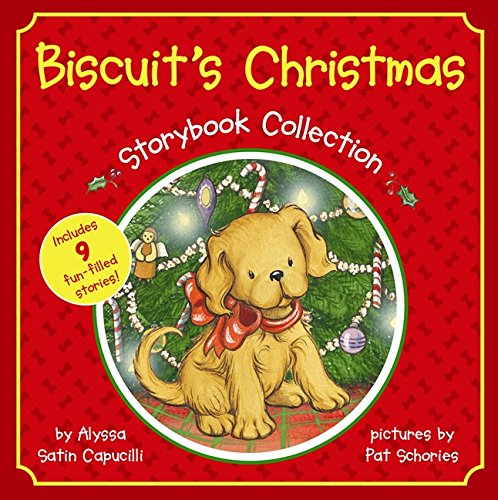 Biscuit's Christmas Storybook Collection -