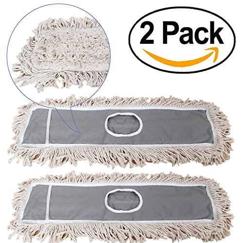Head Mop Dust Replacement (JINCLEAN 24