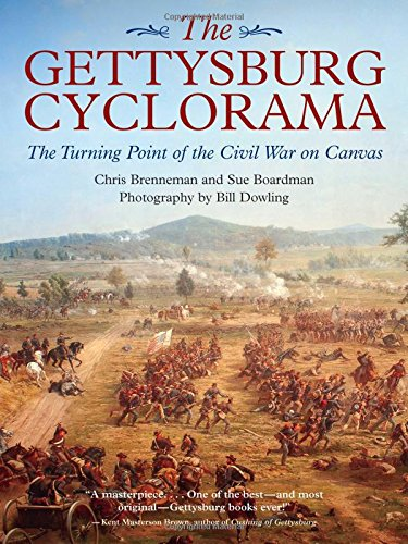 Thousands of books and articles have been written about the Battle of Gettysburg. Almost every topic has been thoroughly scrutinized except one: Paul Philippoteaux's massive cyclorama painting The Battle of Gettysburg, which depicts Pickett's Char...