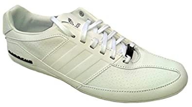 new styles 4db00 e5d0e adidas Mens Porsche Typ 64 Trainers in White Leather Q23135 ...