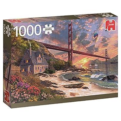 Jumbo 618333 Puzzle Golden Gate Bridge San Francisco