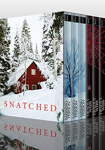 Snatched Super Boxset: Detective Grant Abduction Mysteries cover