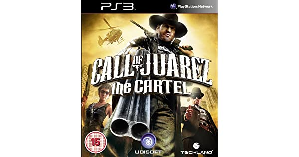 Call of Juarez: The Cartel - Limited Edition (PS3 ...