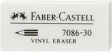 Faber-Castell Pvc Free Small Vinyl Eraser