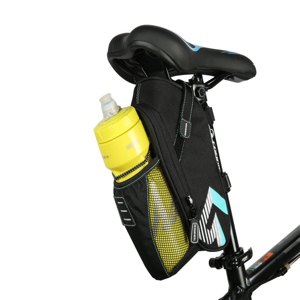 COTEetCI Bicycle Trunk Bag Multifunction Saddle Rack Bag Waterproof Pannier Bike Rear Seat Bag Cycling Cargo Carrier