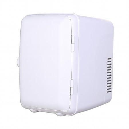 DEED Coche Refrigerador 4L Pequeña Nevera Coche Electrónico ...