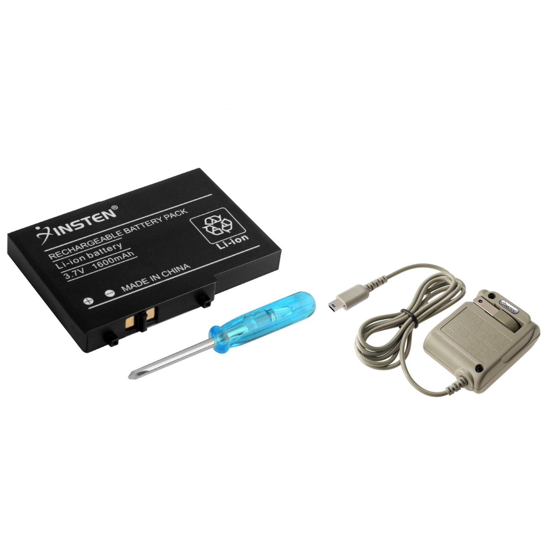 Amazon.com: Insten Compatible With Nintendo DS Lite DSL AC ...