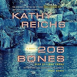 206 Bones | Livre audio