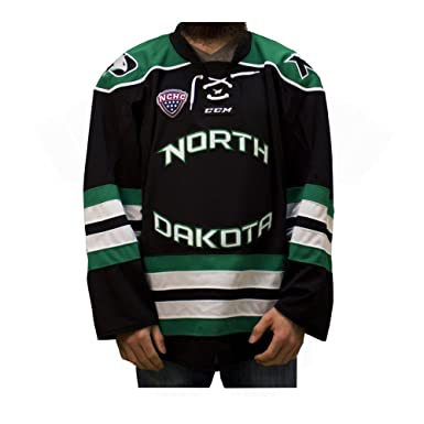 Amazon.com  REA Sioux Shop CCM UND Authentic Jersey  Clothing 608c7585ae1