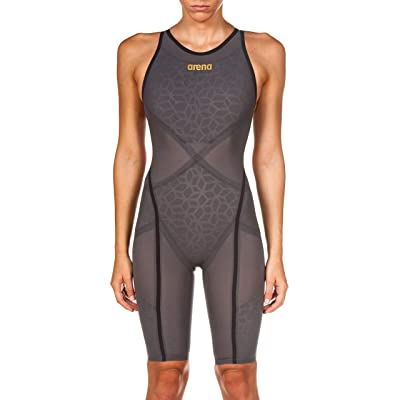 .com : arena Powerskin Carbon Ultra Women's Open Back Racing Swimsuit : Clothing