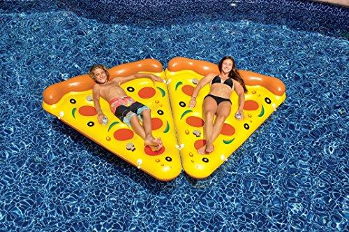 Swimline Inflatable Pizza Slice Pool Float by Swimline (Image #4)