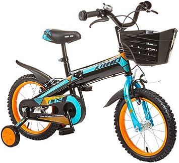 OCCMFZD Bicicleta para Niños Bicicleta DE 14 Pulgadas Bicicleta ...