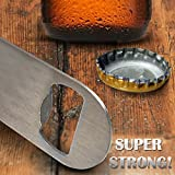 Pub Style Sublimation Bottle Opener Stainless Steel