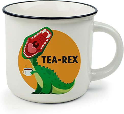 T-rex tazza tea rex - porcellana - legami CUP0021