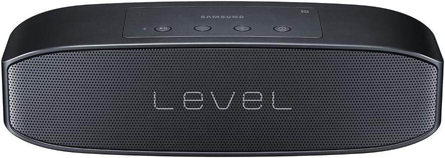 SAMSUNG Level Box Pro - Altavoz portátil inalámbrico Bluetooth, Color Negro- Versión española