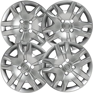 Amazon.com: OxGord - Tapacubos para Nissan Sentra (12 – 15 ...