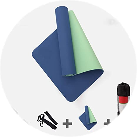 Amazon.com : Ting room Yoga Mat 183660.8cm Non-Slip ...
